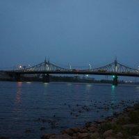 Староволжский мост (Старый мост) :: Елена Павлова (Смолова)
