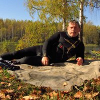 На охоте :: Сергей
