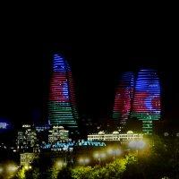 Башни огня :: Наталья Джикидзе (Берёзина)