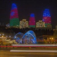 Знаменитая новостройка в г. Баку :: Андрей Синявин