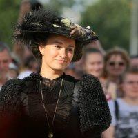 а шляпка со зверюшками :: Олег Лукьянов