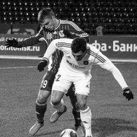 ТОМЬ--ВОЛГА  1 - 0   ОТДАЙ  МЯЧИК  !! :: михаил пасеков