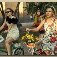 Вело прогулка в Английском стиле №23 :: Сергей Шруба
