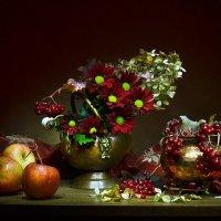 Осенняя краса... :: Валентина Колова
