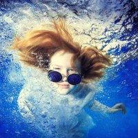 Portrait of the water :: Дмитрий Лаудин