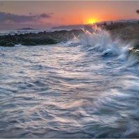 Взъерошенное море :: Алла Allasa