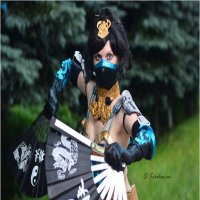 Kitana mortal mortal :: Kleo/Barbie/mk nonstopcosplay
