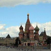 Москва. :: Оксана Н