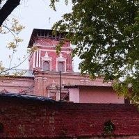Церковь Тихвинской богоматери в Симоновом монастыре :: Владимир Болдырев