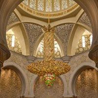 ОАЭ 2015 Абу Даби.мечеть шейха Заида 3 :: Arturs Ancans