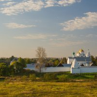 Суздаль. Ансамбль Покровского монастыря. 16-20 век. :: Андрей Ванин