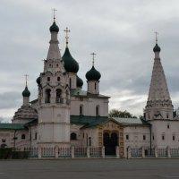 Церковь Ильи Пророка в Ярославле :: Galina Leskova