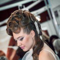 Причёска для невесты . :: Андрей Якимюк