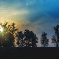 Солнце встает :: Сергей
