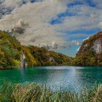 Плитвицкие озера .Хорватия. Осень. :: юрий макаров