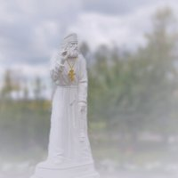 В Дивеево.   Преподобный Серафим Саровский. :: Тамара Бучарская