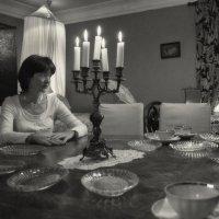 За окном голоса и шаги... :: Ирина Данилова