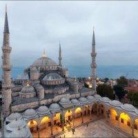Голубая Мечеть :: Георгий Ланчевский