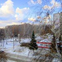 А на дворе выпал снег . :: Мила Бовкун