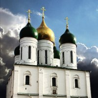 Успенский собор в Коломне. :: Александр Георгиевич