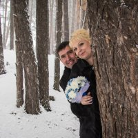 Евгений и Ольга :: Сергей Говорков