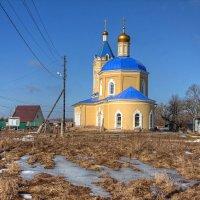 Сельская церковь :: Константин