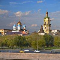Спасский монастырь :: Владимир