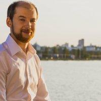 Портрет на закате :: Павел Шалаев