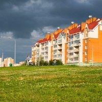 Перед дождиком. :: Сергей Бурлакин