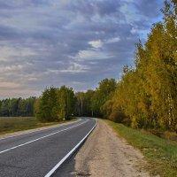 Ведет  дорога..... :: Валера39 Василевский.