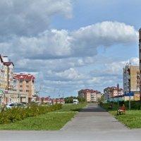 """северо-западный район """"улица"""" :: Юрий Ефимов"""