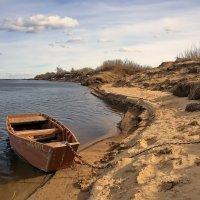 Лодка :: евгений савельев