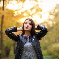 Осенний закат :: Татьяна Михайлова