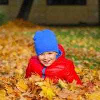 Осенний портрет :: Александра К