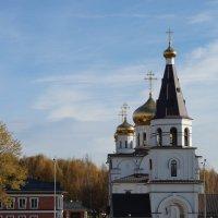 Поделиться с Богом :: Владимир Пименков