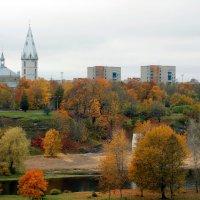Нарва,осень. :: Anton Averin