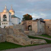 Крепость Изборск :: Дмитрий Кияновский