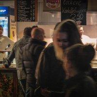 Картофельный суп и кофе :: Elen Dol