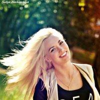 счастливая улыбка :: Юлия Качимская