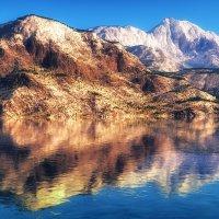 Просто горы стали ближе... :: Иван Солонинка