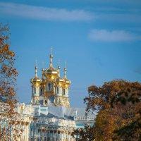 Золотые купола :: Евгения Кирильченко