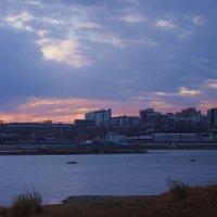 Мой город на Ангаре (...я тебя люблю..) :: Александр Попов