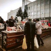 Повелитель хурмы и яблок... :: Хась Сибирский