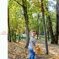 Детская фотосессия. :: Люба Забелкина