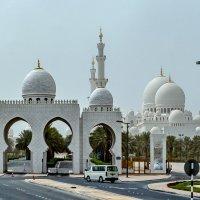 ОАЭ 2015 Абу Даби.мечеть шейха Заида 6 :: Arturs Ancans