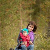 Тимур с мамой :: Николай Кулагин