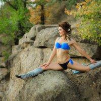 Спортивная красотка :: Марина Руденко