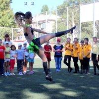 Спортивный танец :: Владимир Собянин