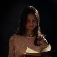 Читая в темной комнате... :: Павел Белоус