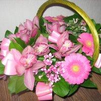 Свадебные цветы. :: ovatsya /Ирина/ Никешина